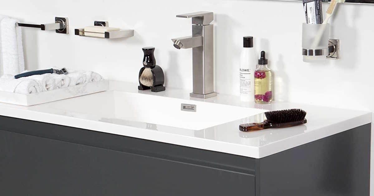 artículo con tips para renovar el baño
