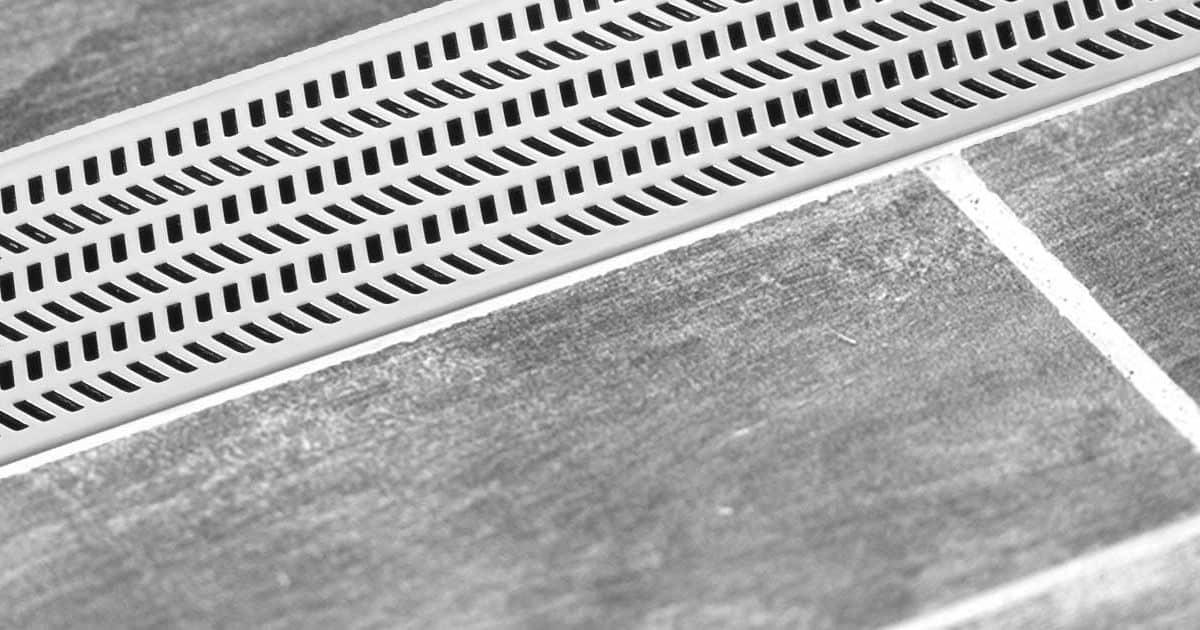 artículo para saber por qué comprar desagües lineales