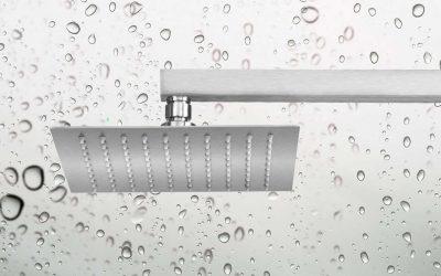 Conoce todas las ventajas de las duchas tipo lluvia