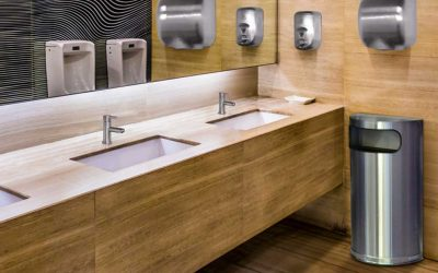 3 claves para baños de lujo en los restaurantes