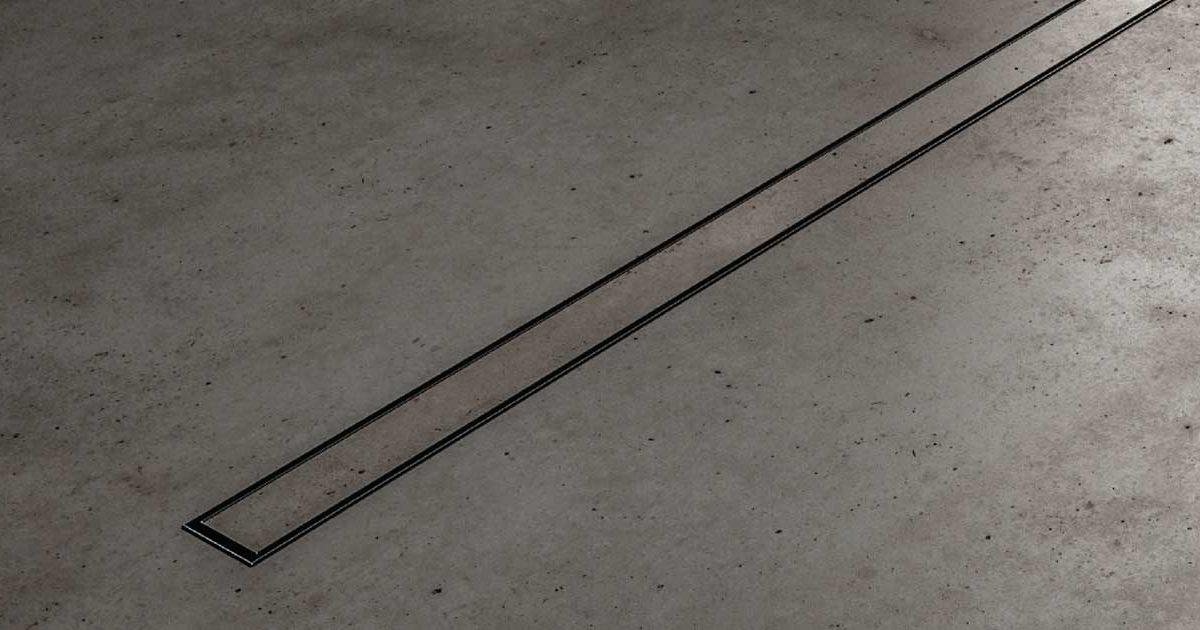 artículo para aprender a instalar un desagüe lineal