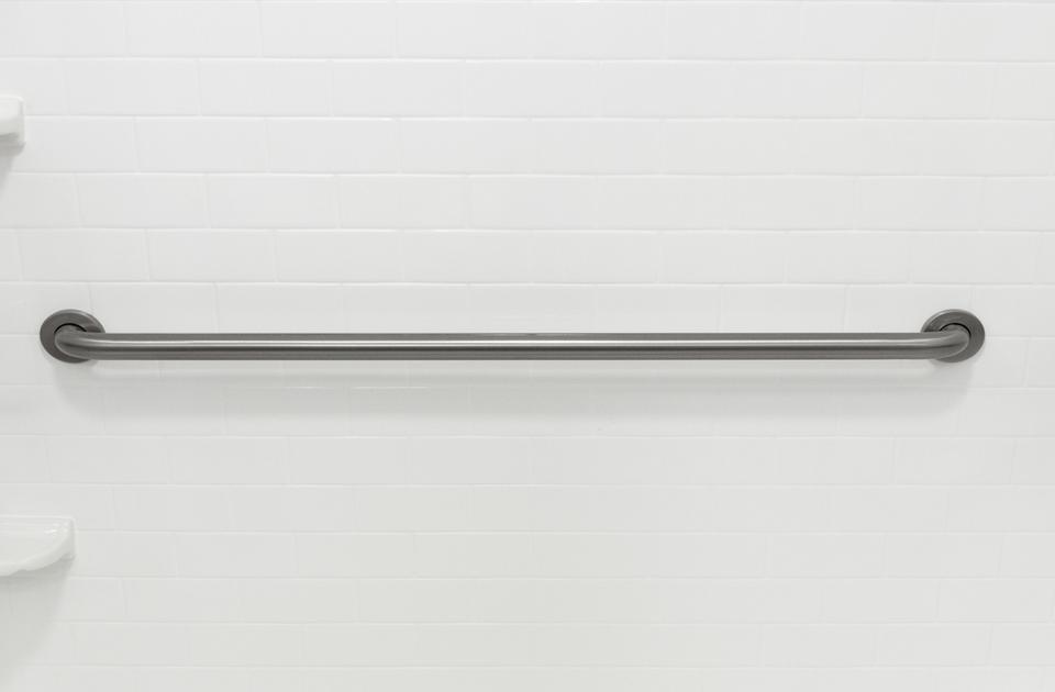 Artículo con tips para instalar barras de seguridad en acero inoxidable en los baños
