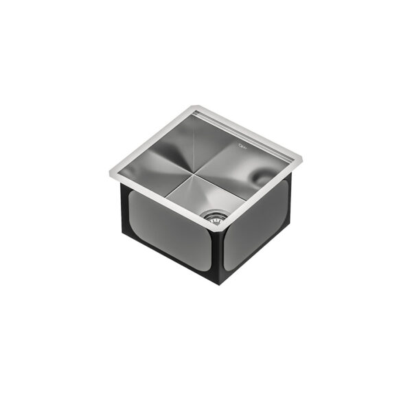 Imagen de fregadero lavacopas 43 cm x 48 cm QM SUPREME by Quality Metal