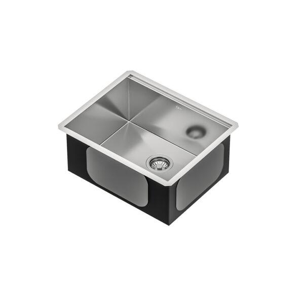 Imagen de fregadero lavacopas supreme 58 cm x 48 cm QM+ SUPREME by Quality Metal