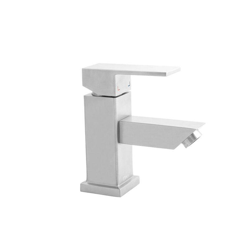 Imagen de grifería para lavamanos QM KAI 15cm by Quality Metal